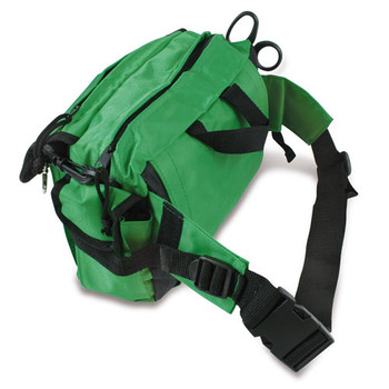 Strasbourg Trauma or Sports First Aid Bag Empty Green v2
