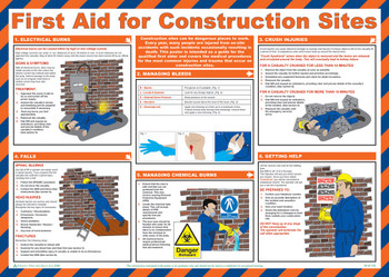 First Aid for Construction Sites