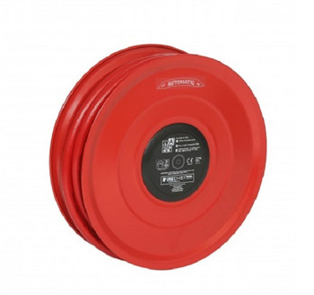 Automatic Fixed Fire Hose Reel with 19mm x 30m Hose