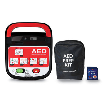 Mediana A15 HeartOn AED Bundle