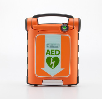 Cardiac Science Powerheart G5 Semi Automatic AED (with 1 set of pads)