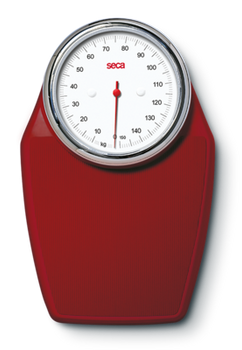 Mechanical personal scale in modern colours - seca 760