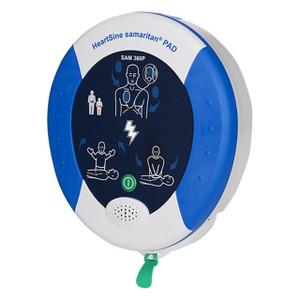 Why choose a Heartsine Defibrillator (PAD?)