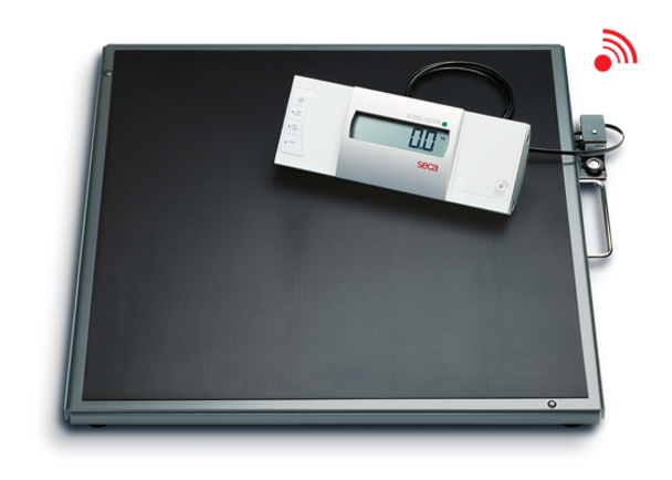 seca 635 Platform and bariatric scale