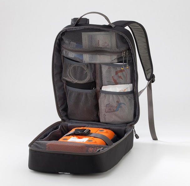 G5 Rescue Backpack open