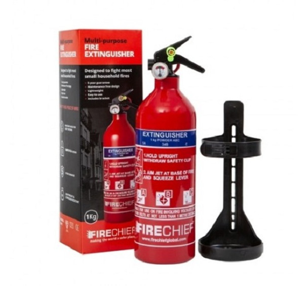 Firechief Extinguisher Retail Pack