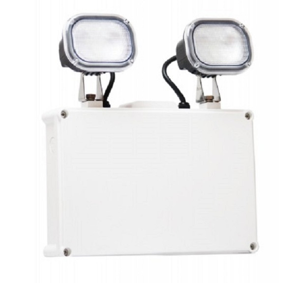 Firechief 2x7.5W IP65 LED Emergency Twinspot