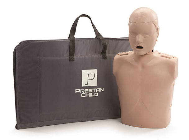 Prestan Professional Training Manikin Child with CPR Monitor