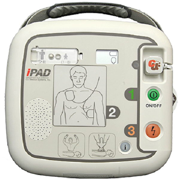 CU Medical i-PAD SP1 semi-automatic defibrillator