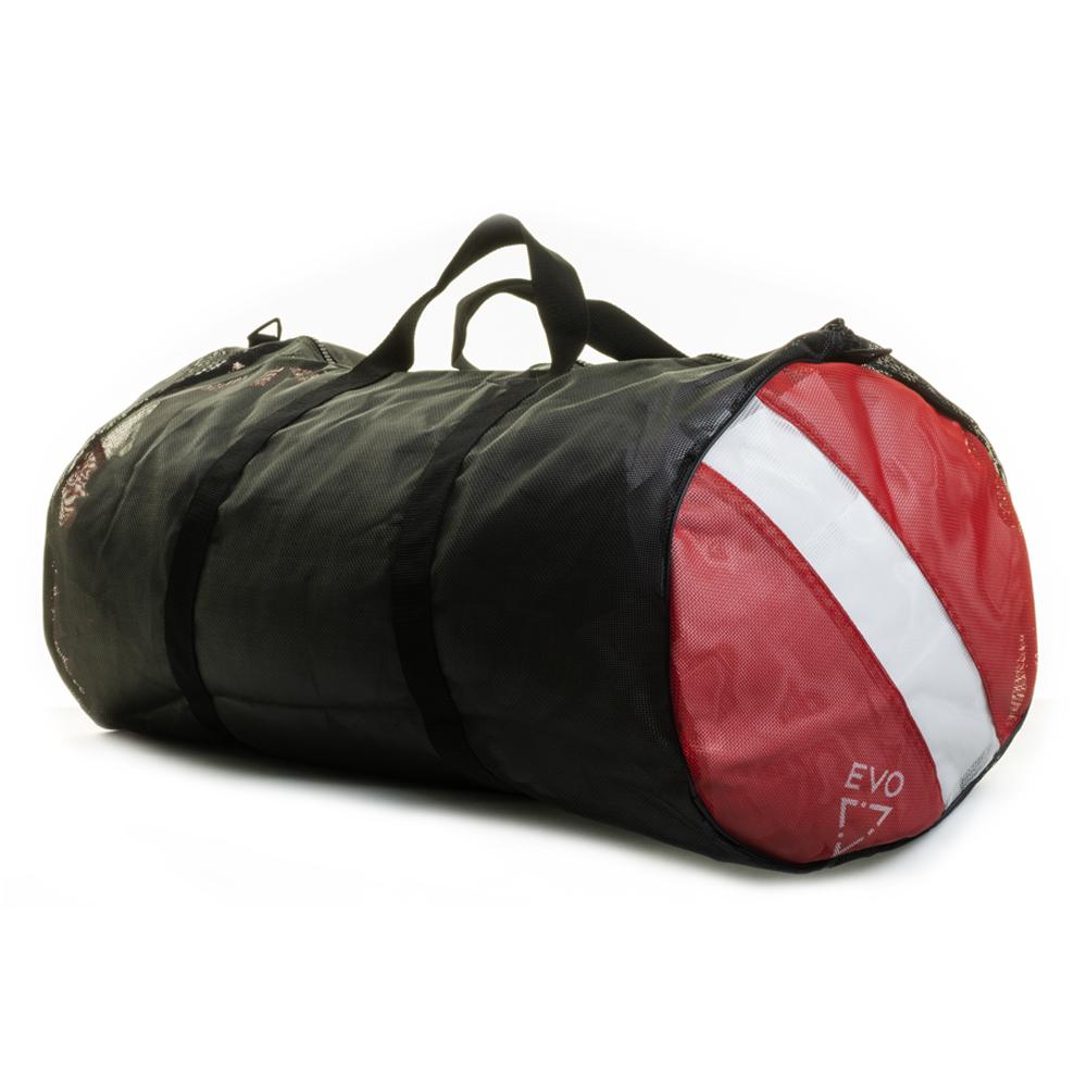 """EVO Mesh Dive Flag Gear Bag - 27 x 15"""""""