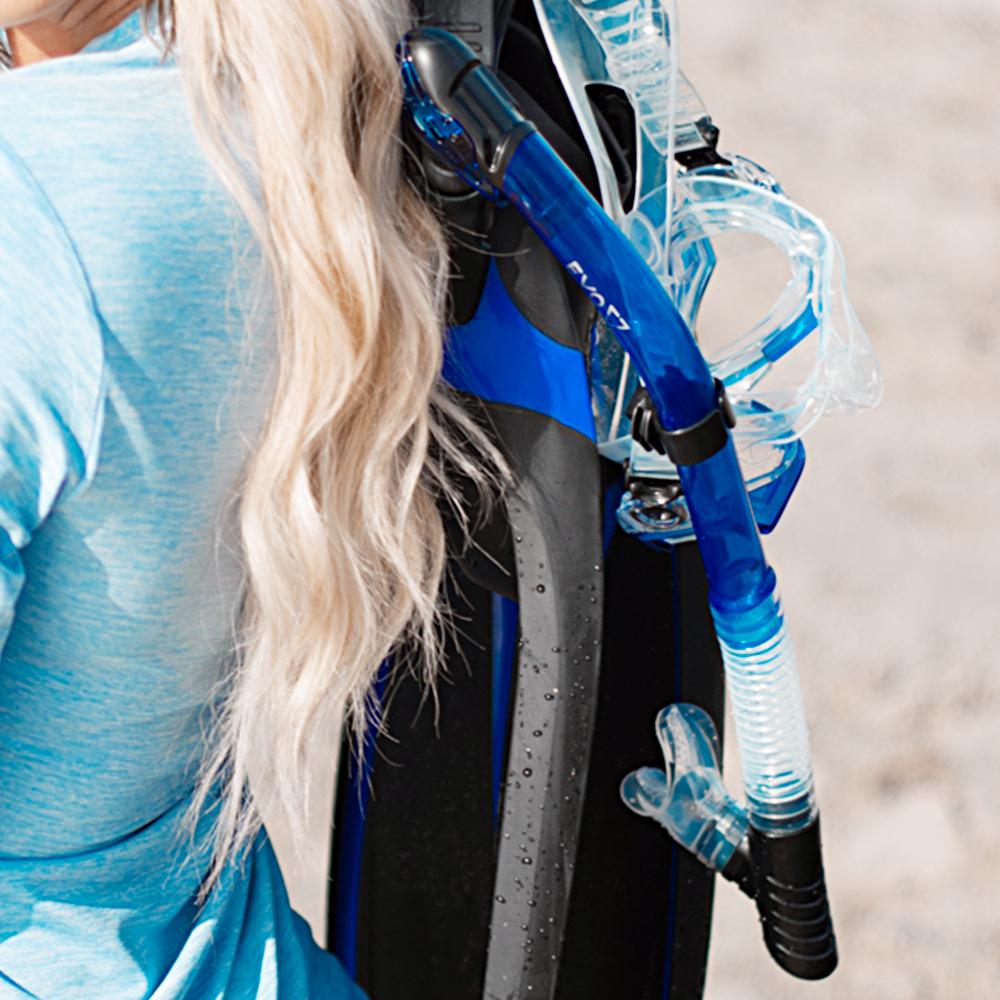 EVO ZephyrDry Snorkel With Gear