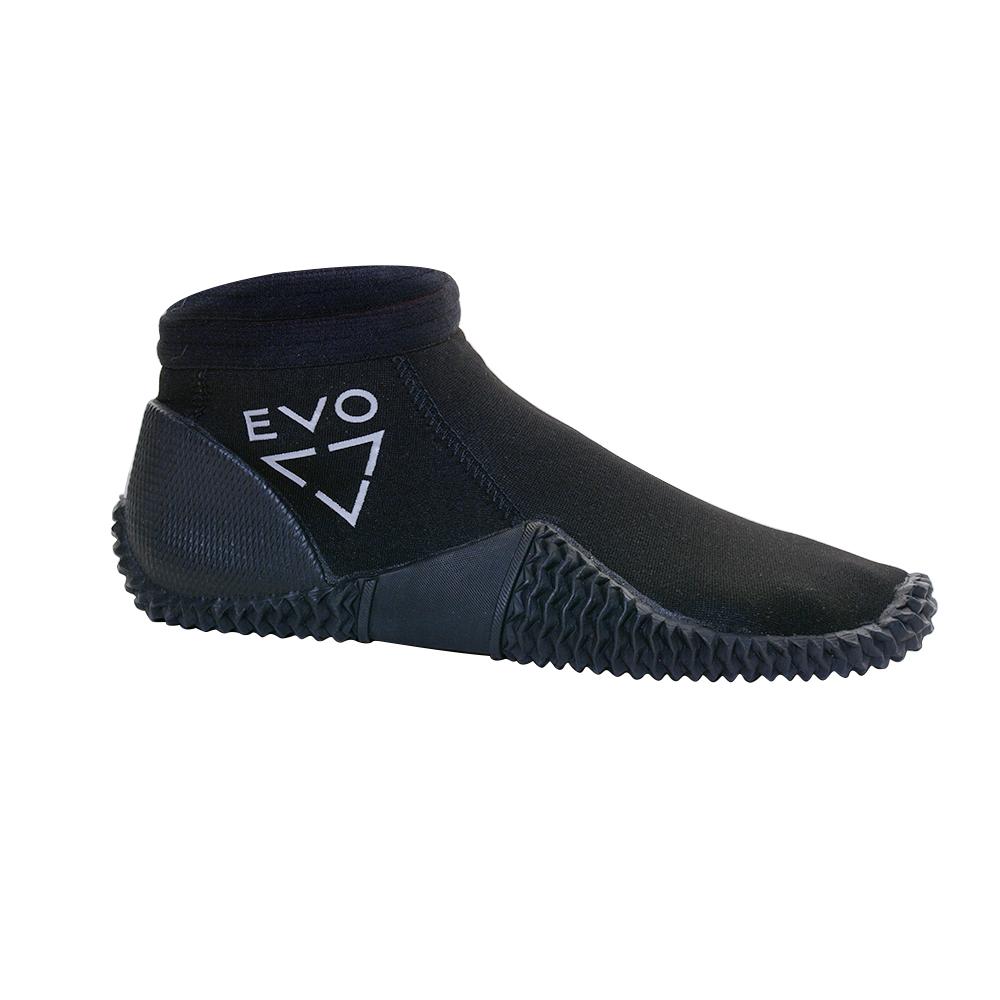 EVO 2MM Low Cut Dive Boots - Side
