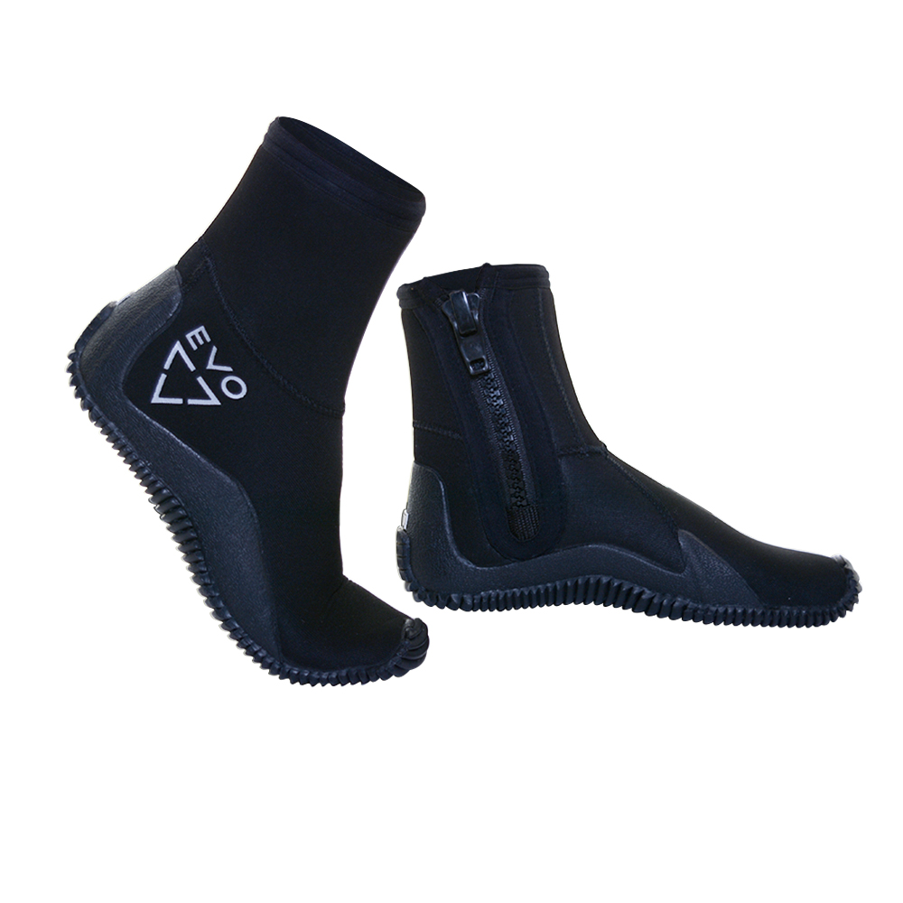 EVO 5MM Classic High Top Dive Boots