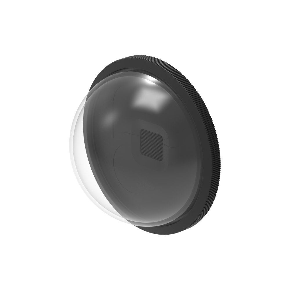 PolarPro FiftyFifty GoPro HERO5 and HERO6 Over/Under Dome - Front