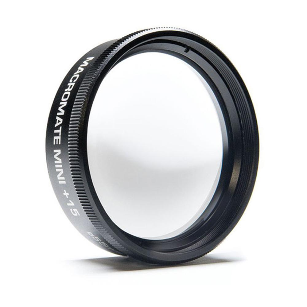 Backscatter Flip 6 +15 MacroMate Mini Underwater Lens for GoPro