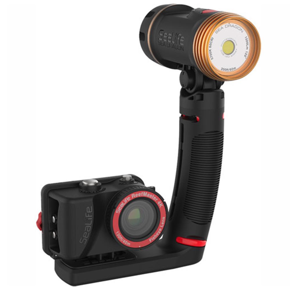 SeaLife ReefMaster Pro 2000 Underwater Camera and Lighting Set