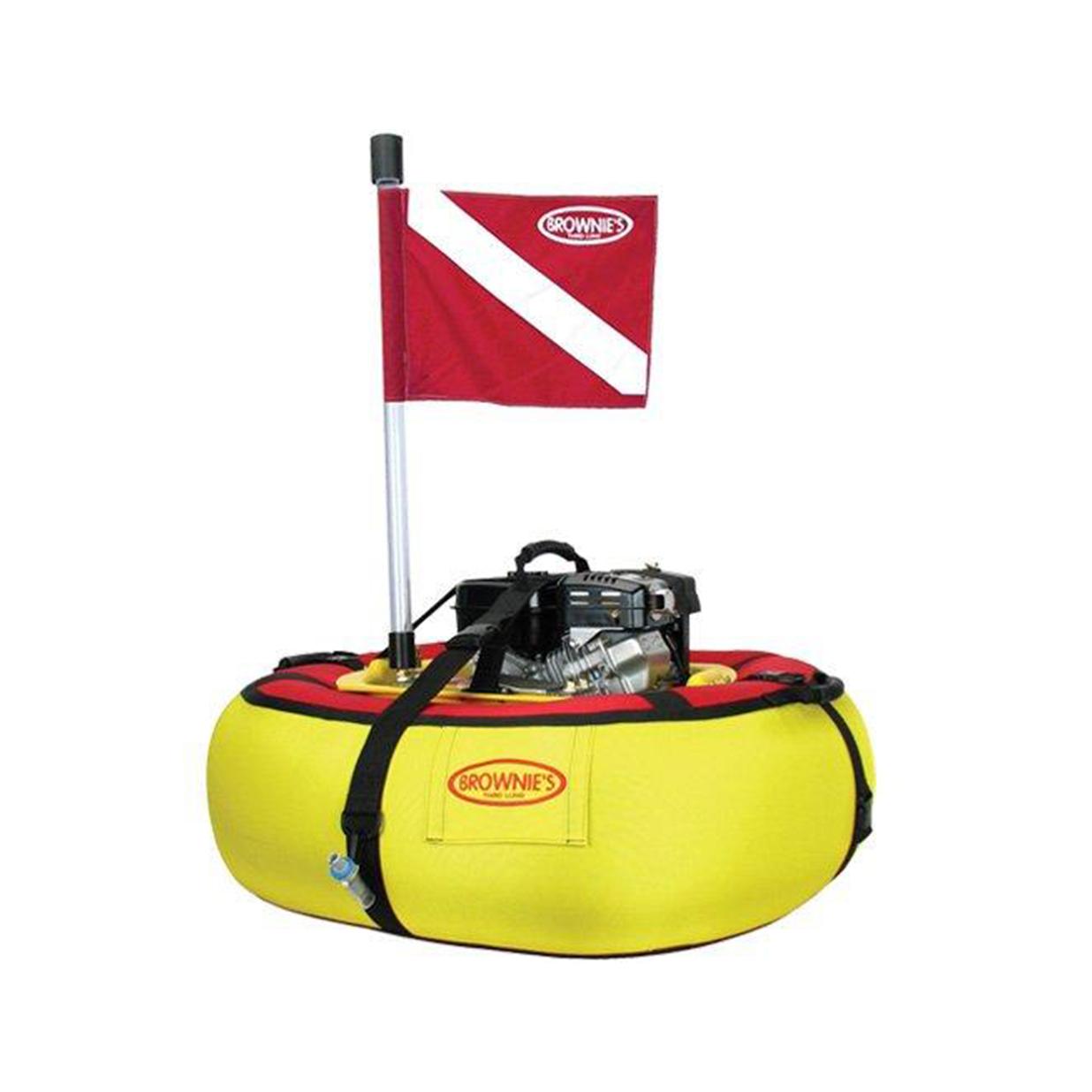 Brownie's Explorer Tankless Hookah Diving System
