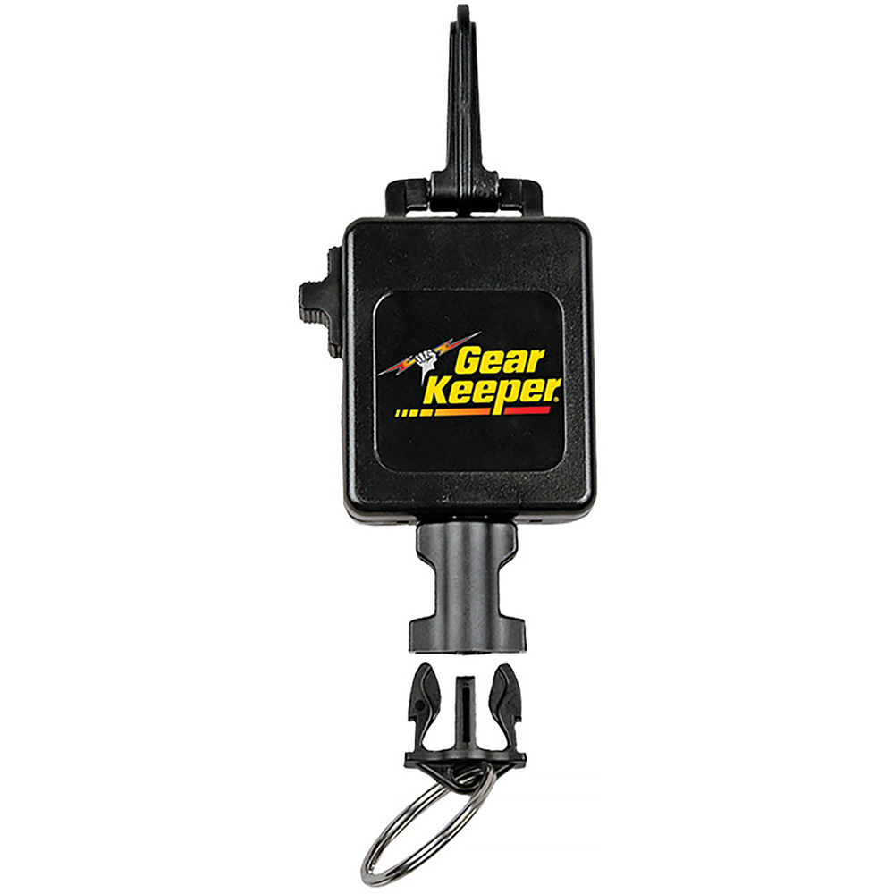 Gear Keeper Super Force Locking Retractor RT3-0013