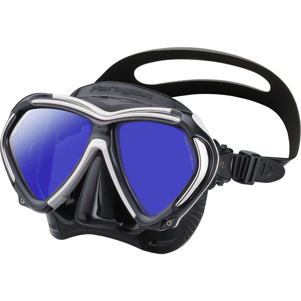 TUSA Paragon Mask, Two Lens - White