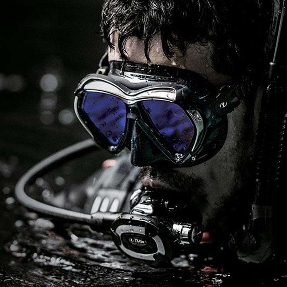 TUSA Paragon Mask, Two Lens Lifestyle