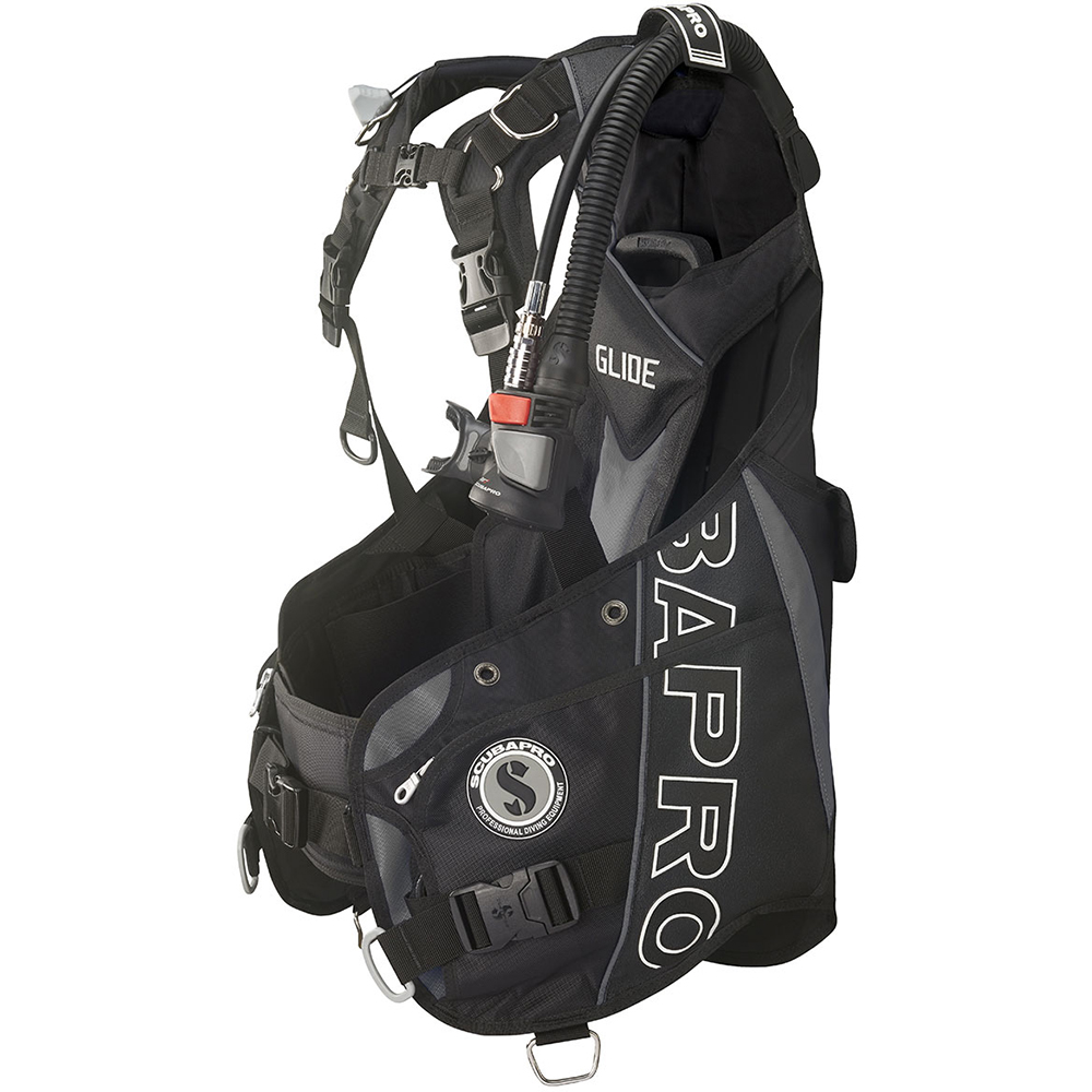 ScubaPro Glide BCD with Air2 V Gen Gray