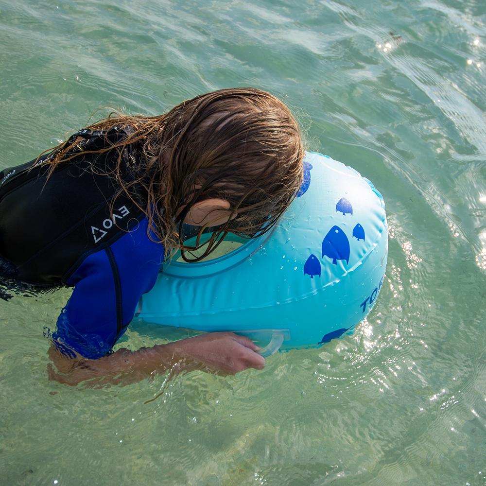 HEAD Sea Window Tortuga Junior Snorkeling Raft Lifestyle