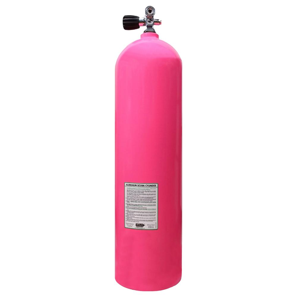Catalina Aluminum Scuba Cylinder - Pink