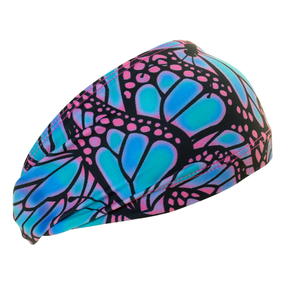 Spacefish Army Headband - Butterfly