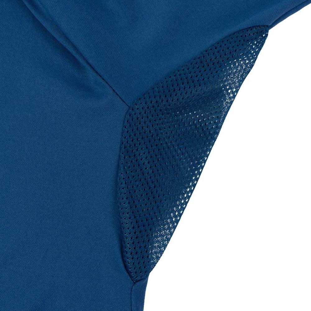 Pelagic Gyotaku Aquatek Hoodie Underarm Detail - Smokey Blue