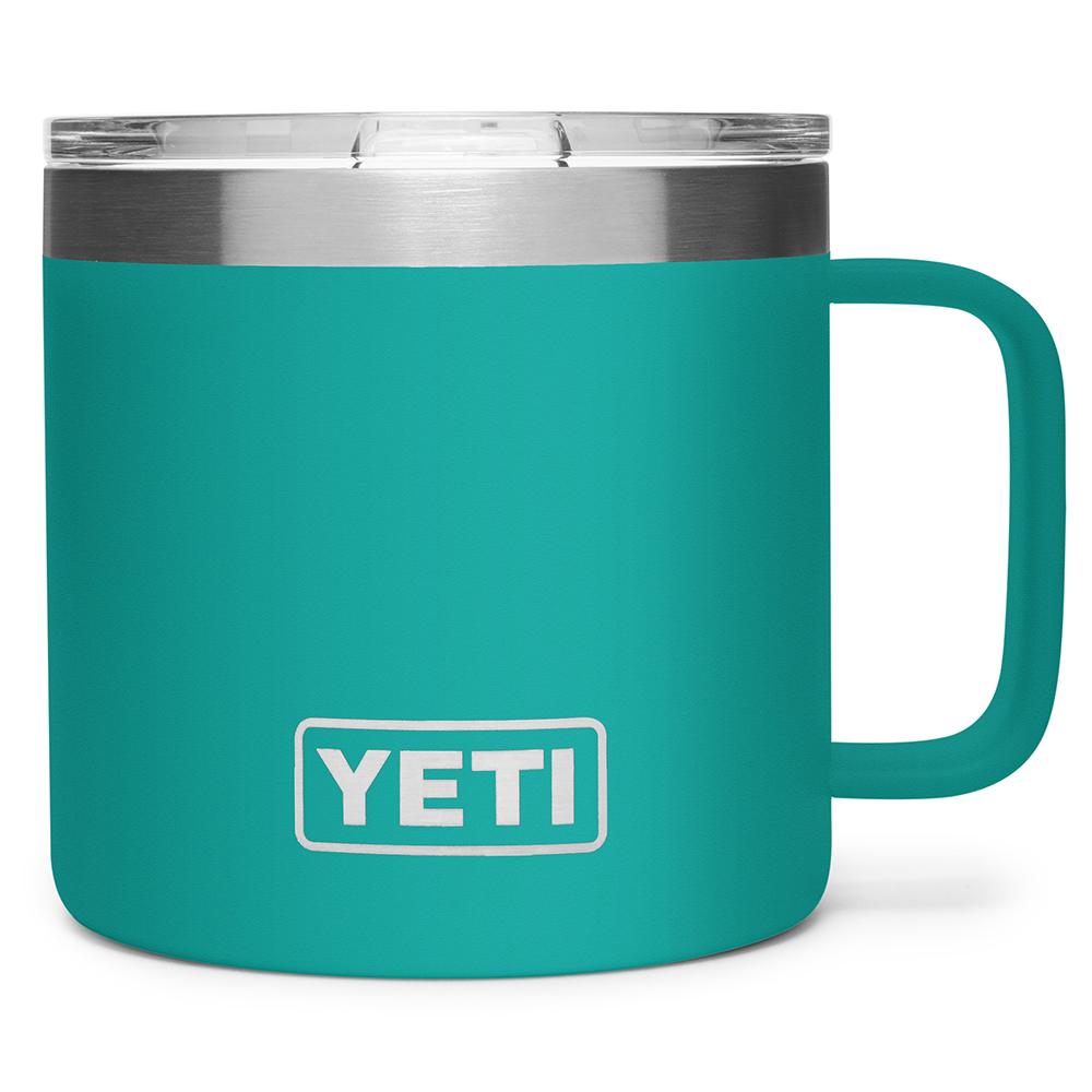YETI Rambler 14 oz Mug with Magslider Lid Front