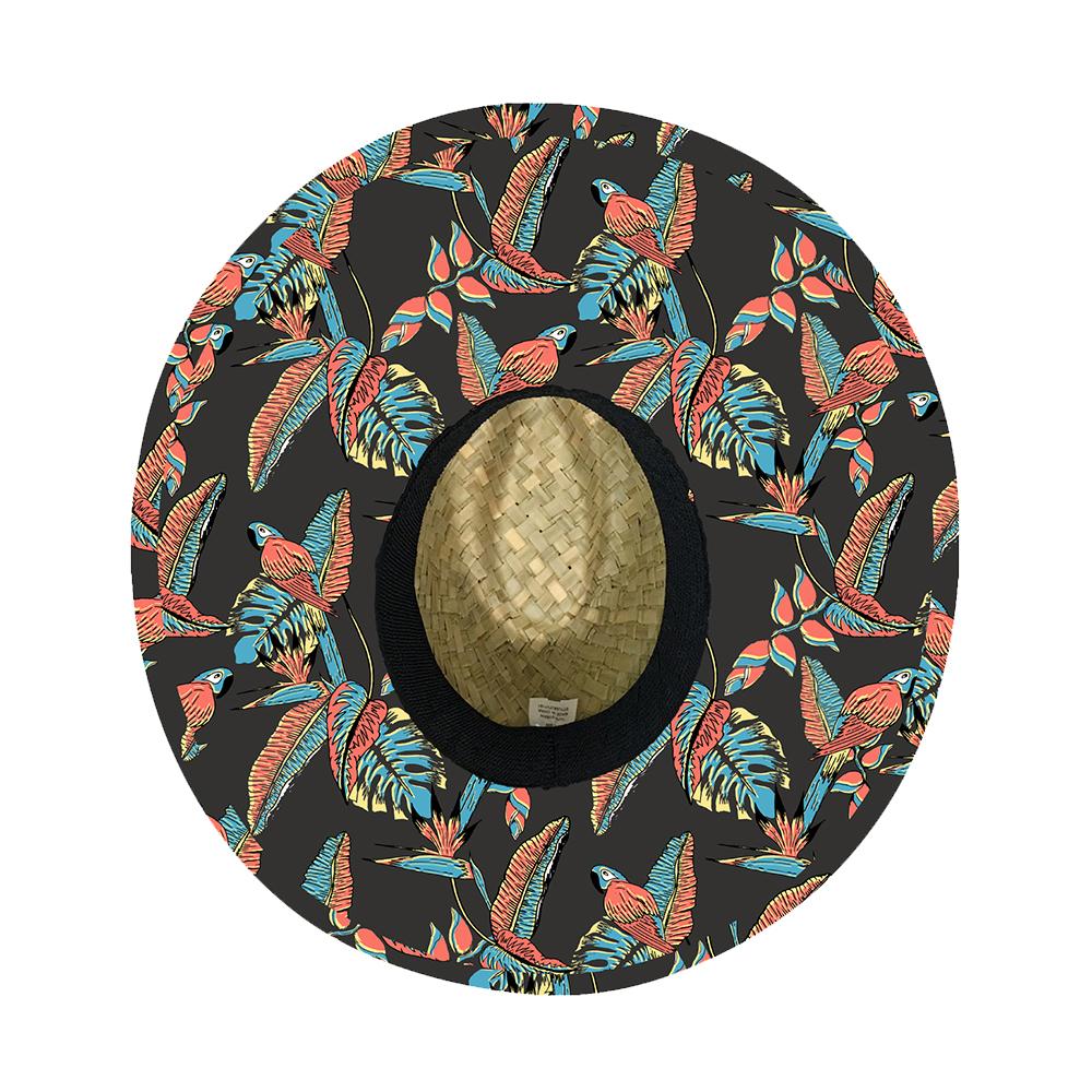 EVO Straw Lifeguard Hat (Men's) - Keys