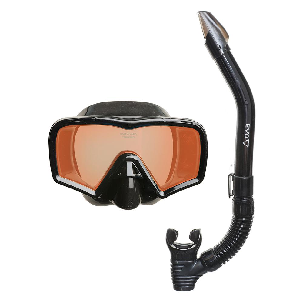 EVO Hi Definition Snorkel Combo - Single Lens