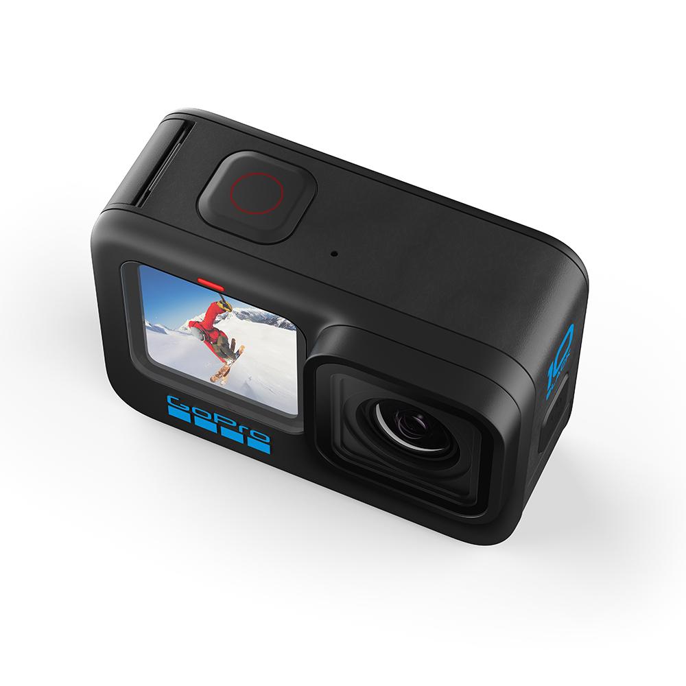 GoPro HERO10 Black Camera Top View