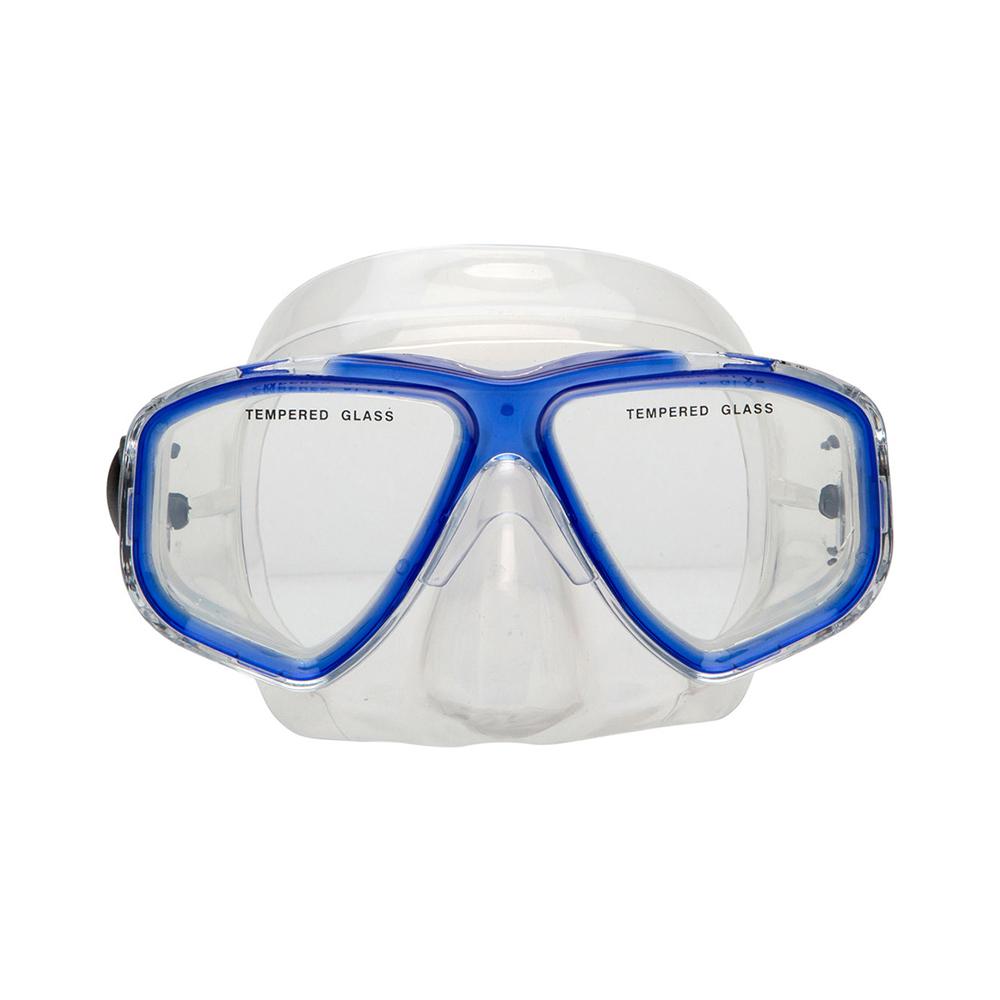 Oceanways Caribbean Mask (Blue)