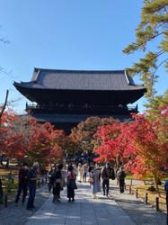 Nanzenji Kyoto 2020