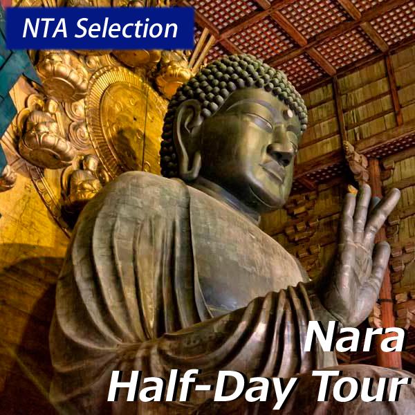 Nara Half-Day Tour