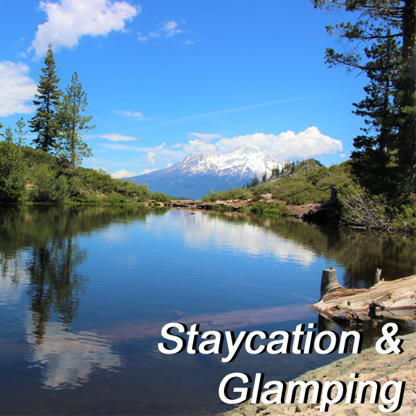 Staycation & Glamping