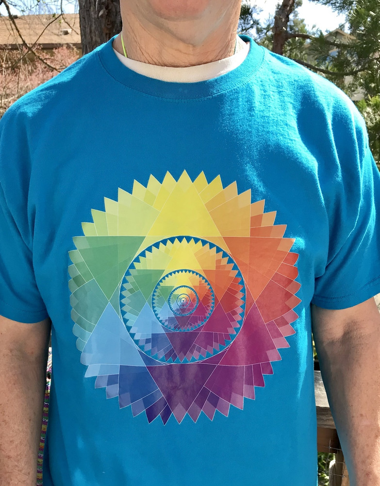 Cosmic Star T-Shirt