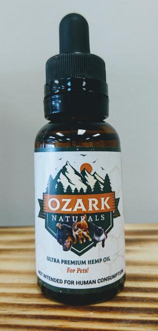 Ozark Naturals Pet Oil