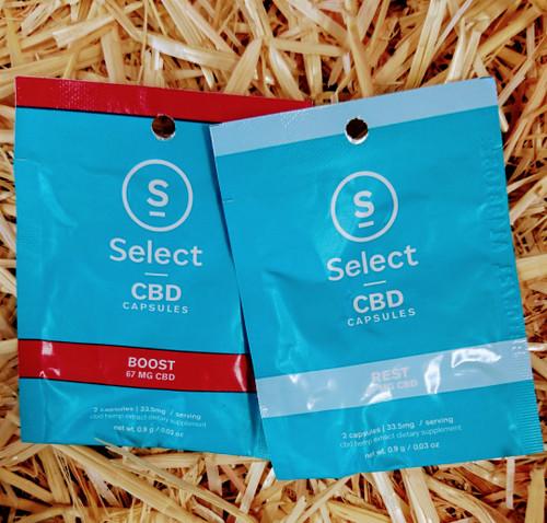 Select Capsules 2pack