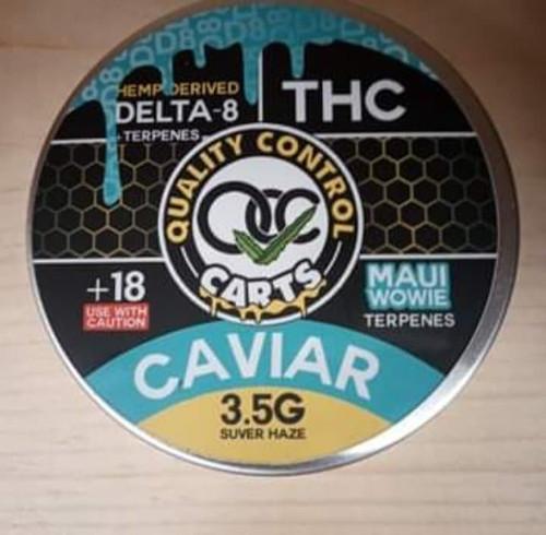 Delta 8 Caviar
