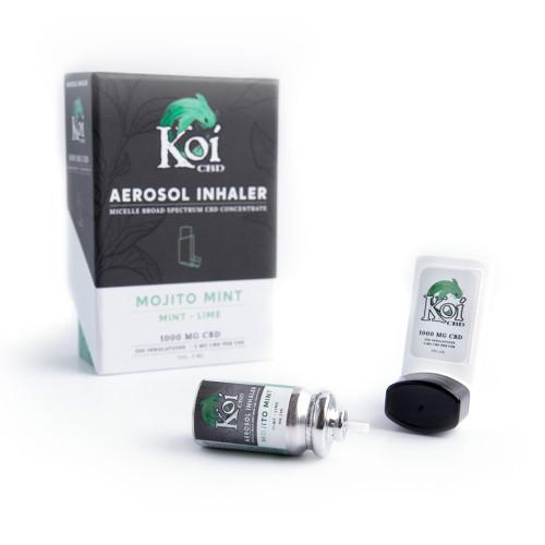 Koi Hemp Extract | CBD Inhaler