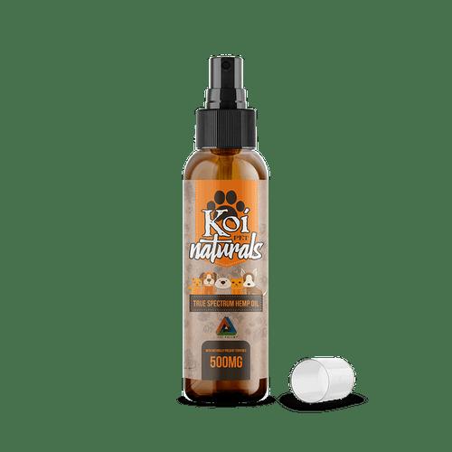 Koi Naturals Hemp Extract | CBD Pet Spray