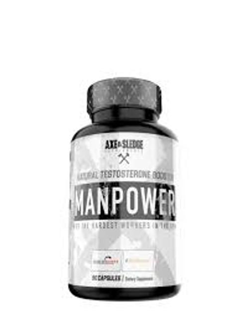 Manpower (Natural Test Booster)