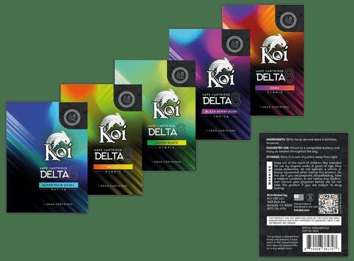 Koi Delta Cartridge