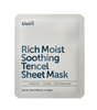 Klairs Rich Moist Soothing Tencel Sheet Mask - front of packaging.