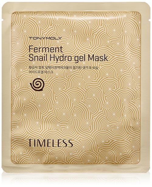 Tony Moly Timeless Ferment Snail Hydrogel Face Mask