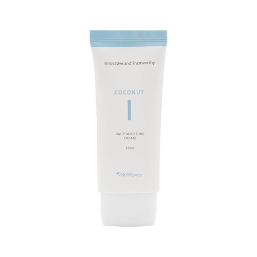 Bellflower Coconut Daily Moisture Cream