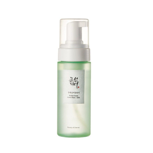 Beauty of Joseon Bubble Toner: Green Plum + AHA