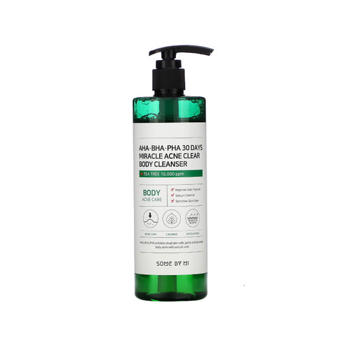 SOME BY MI AHA BHA PHA 30 Days Miracle Clear Body Cleanser